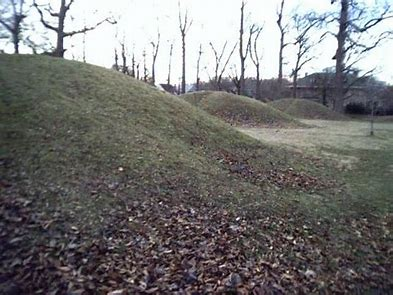 Image result for images of indian burial mounds
