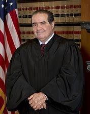 Image result for images antonin scalia official scotus photo
