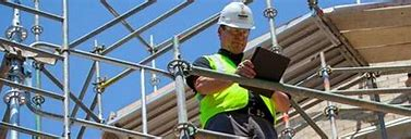 Image result for scaffold builder competant person