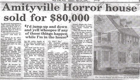Image result for Amityville Horror House Well in Basement