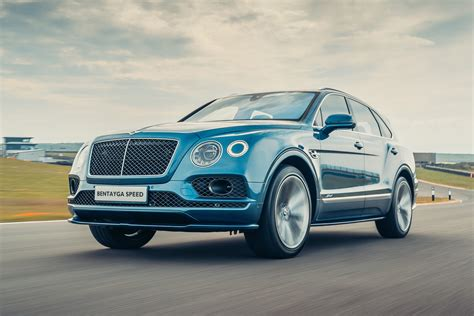 NEW BENTLEY BENTAYGA SPEED REVIEW AUTO EXPRESS