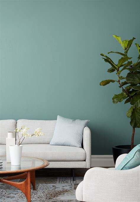 make waves in blue and green paint colors clare