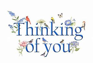 Image result for PICS OF CARD THINKING OF YOU