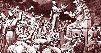 Image result for israel in the bible worshiping baal