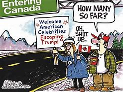 Image result for leaving for canada politics