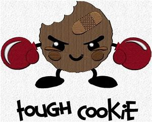 Image result for Tough cookie