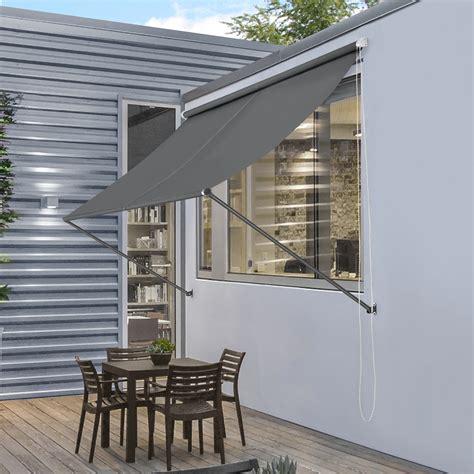 pro tec markise sonnenschutz beschattung terrasse garten