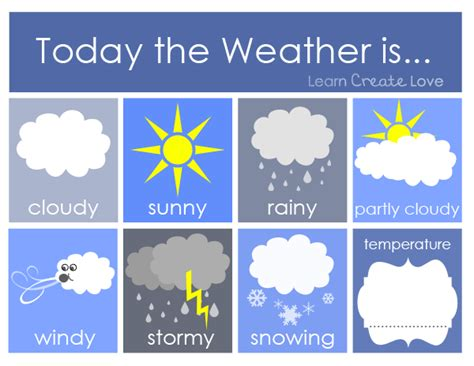 WEATHER WORKSHEET NEW PRINTABLE WEATHER BOOKS FOR
