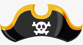 Image result for pirate hat cartoon