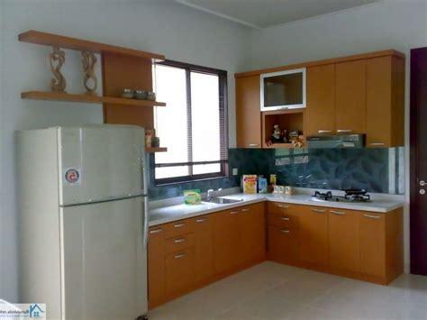 gambar dapur rumah minimalis desain dapur rumah dan