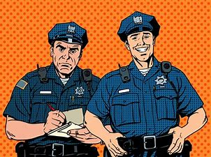 Image result for The police are looking into Cartoon