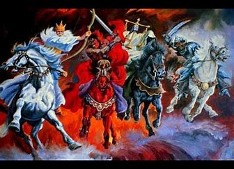 Image result for images seven seals of the apocalypse