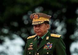 Image result for hình ảnh đảo chính miến Điện