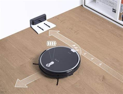iLife robot vacuum cleaner
