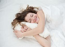 Image result for free pictures of woman in bed sleeping smiling