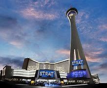 Image result for the strat las vegas