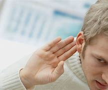 Image result for hearing loss image