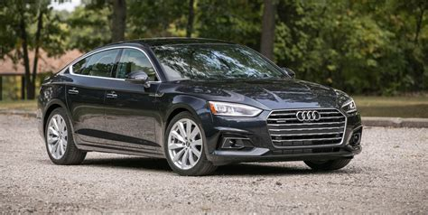 audi a sportback review pricing and specs