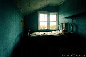Image result for abandoned bed where lovers once lay