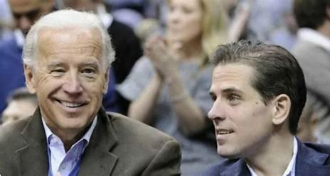 Image result for hunter biden is shacking up with his dead brothers wife