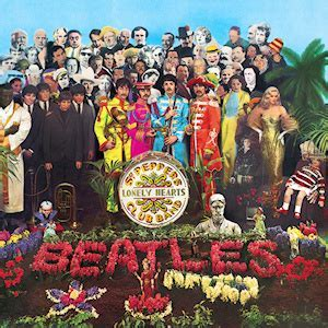 Image result for sgt pepper's lonely hearts club images