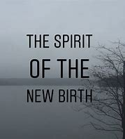 Image result for new birth in the Spirit