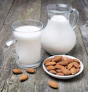 Image result for mleko migdałowe