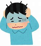 頭痛 いらすとや に対する画像結果
