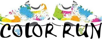 Image result for color run clip art