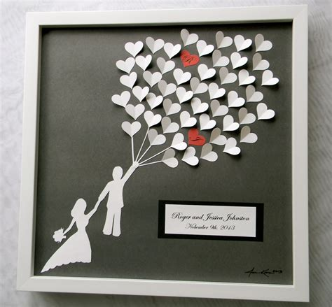 inetresting thank you wedding gift for the guests