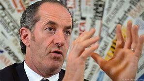 Bildergebnis für venetiens gouverneur luca zaia.bilder
