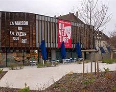 Résultat d'images pour ''Maison la Vache qui rit '' musée , images