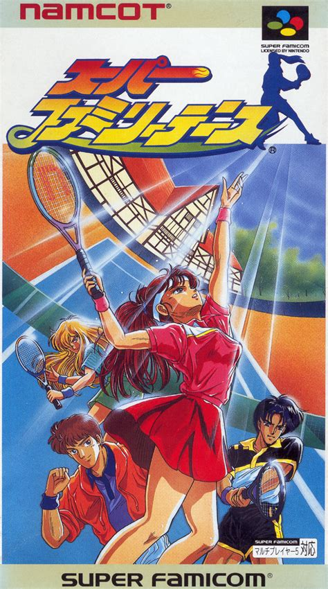 SMASH TENNIS FOR SNES MOBYGAMES