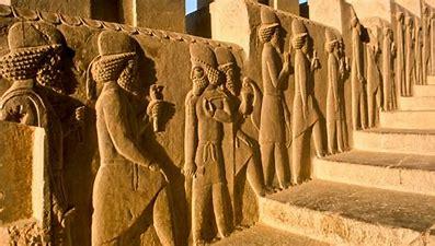 Image result for important achievements persian empire arts culture