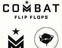 Image result for Combatflipflops logo