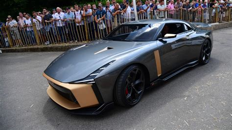 NISSAN SAYS NEXT GT R WILL BE THE FASTEST SUPER SPORTS