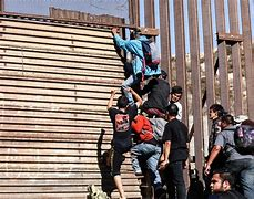 Image result for mexicans swarming border