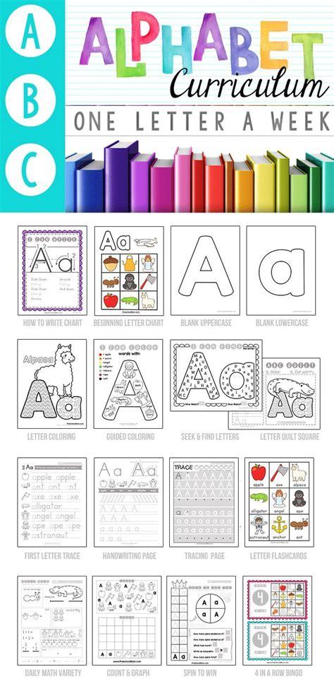alphabet curriculum notebook ultimate homeschool board