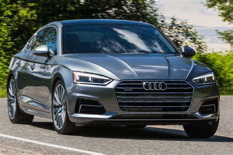 audi a sportback review autotrader