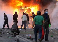 Image result for free pictures of city riots