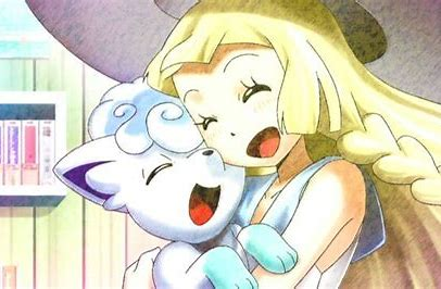 Image result for lilya pokémon