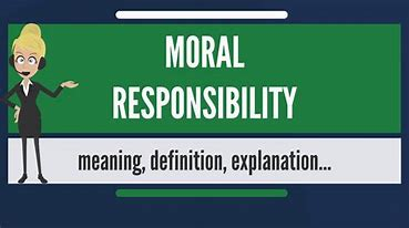 Image result for free pics moral responsibility