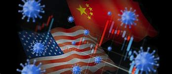 Image result for china-US covid pictures