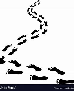Image result for royalty free clip art of footsteps