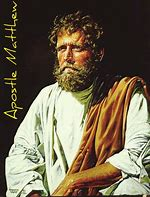 Image result for apostle matthew