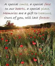 Image result for In Loving Memory Poems for a Friend