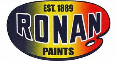 ronan sign paints