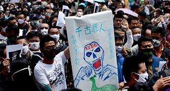 Image result for social unrest in China