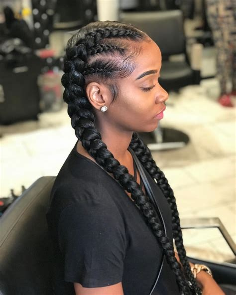 two braids and you ve got it made