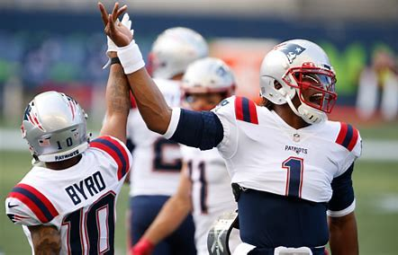 Image result for damiere byrd patriots